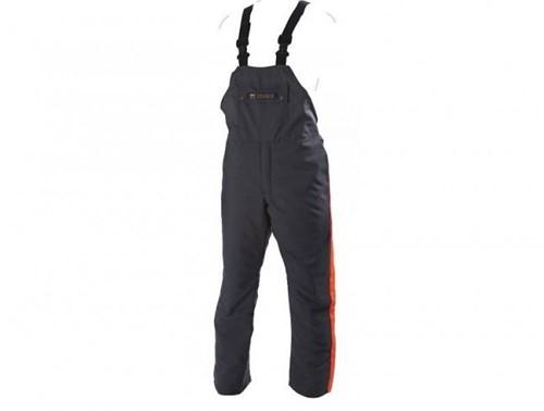 Sticomfort Veiligheidsoverall 1050-46-Grijs/Oranje
