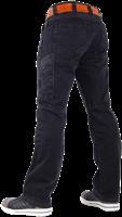 CrossHatch Spijkerbroek Toolbox-BC - Zwart-2