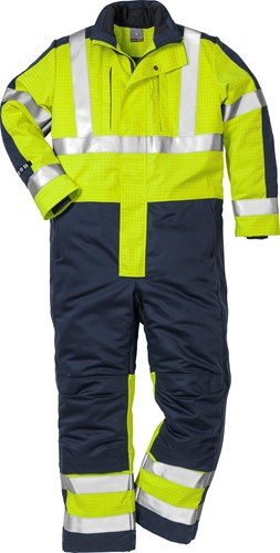 Fristads Flame high vis winteroverall klasse 3 8625 FWA