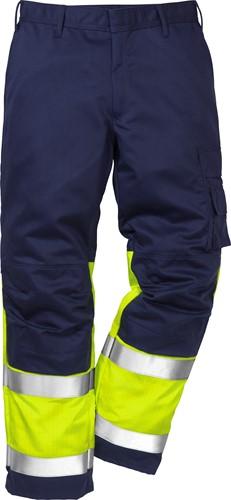 Fristads Flame high vis broek klasse 1 2051 FBPA-1