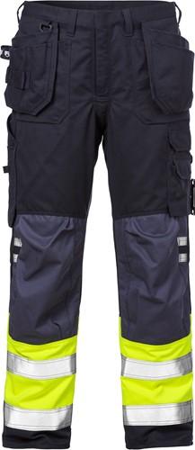 Fristads Flamestat high vis werkbroek klasse 1 2074 ATHS