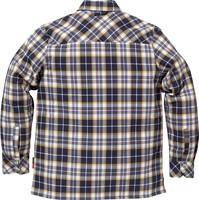 Fristads Gevoerd flanellen overhemd 7445 LF-2