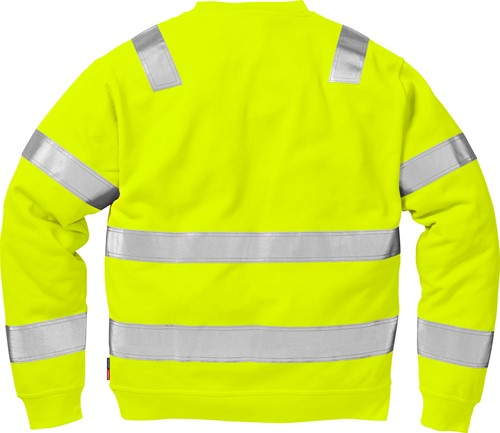 Fristads High vis sweatshirt klasse 3 7446 BPV-2