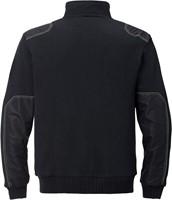 Fristads Gebreide sweater met korte rits 7100 BLK-2