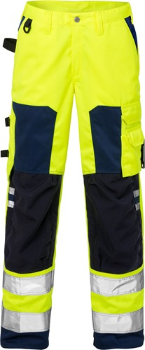 Fristads High vis broek dames klasse 2 2135 PLU