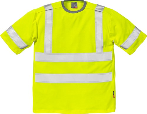 Fristads High vis T-shirt klasse 3 7024 TPR-1