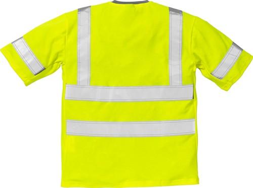 Fristads High vis T-shirt klasse 3 7024 TPR