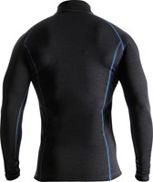 Fristads Polartec® T-shirt lange mouwen met korte rits 7078 PT-2