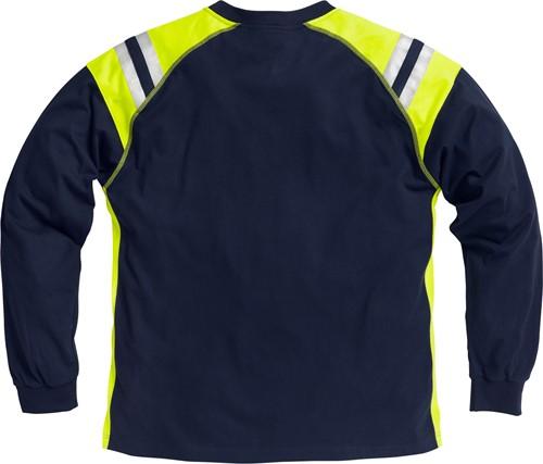 Fristads Flamestat T-shirt lange mouwen 7072 TFLH-2