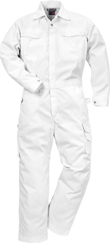 Fristads Icon One overall 8111 LUXE-Wit-S TALL-1