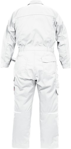 Fristads Icon One overall 8111 LUXE-Wit-S TALL-2