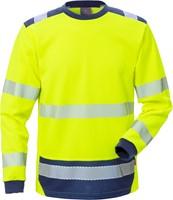 Fristads High vis T-shirt lange mouwen klasse 3 7724 TPR-1