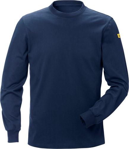 Fristads ESD T-shirt lange mouwen 7082 XTM