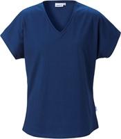 Hejco Sophie T-shirt dames-30/32-Donkerblauw