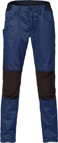 Hejco Vanja Damesbroek-34-Donkerblauw/zwart-1