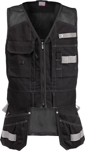 Fristads Gen Y vest 5905 CYD-Zwart-XS-1