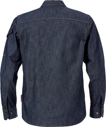 Fristads Gen Y shirt denim 7003 DSH-2