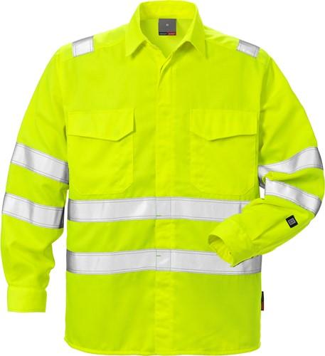 Fristads High vis overhemd klasse 3 7049 SPD-1