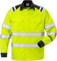Fristads Flamestat high vis overhemd klasse 3 7050 ATS-1
