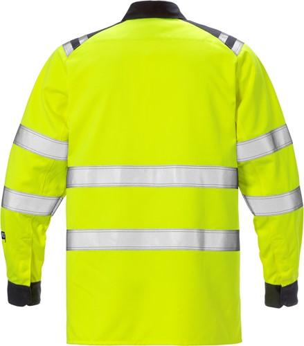 Fristads Flamestat high vis overhemd klasse 3 7050 ATS-2