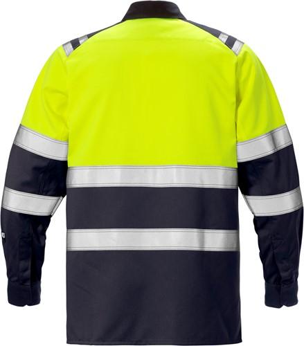 Fristads Flamestat high vis overhemd klasse 1 7051 ATS