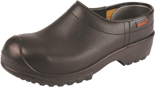 Gevavi 1250/00 flex schoenklomp PU SB gesloten hiel - zwart-40