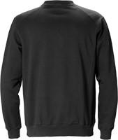 Fristads ESD sweatshirt 7083 XSM-Zwart-XS-2