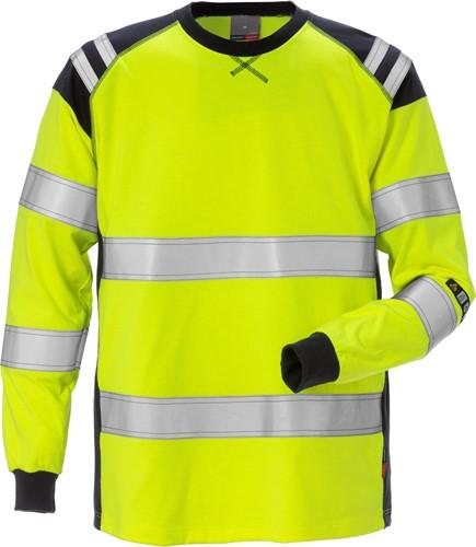 Fristads Flamestat T-shirt met lange mouwen klasse 3 7077 TFLH-1