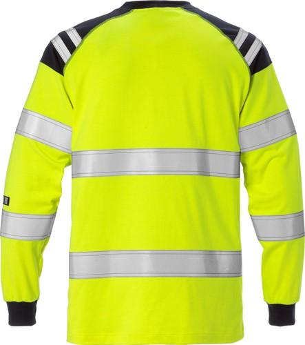 Fristads Flamestat T-shirt met lange mouwen klasse 3 7077 TFLH-2