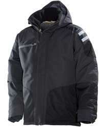 Jobman 1261 Winter Parka zwart
