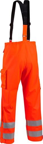 Blaklader 13022003 Regenbroek Heavy Weight-Oranje-XXS-2