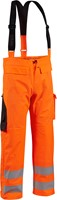 Blaklader 13022003 Regenbroek Heavy Weight-Oranje-XXS-1