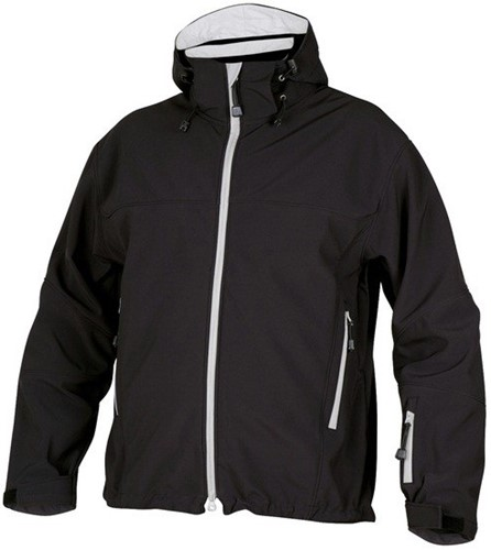 DAD Pilberra Softshell jas Heren