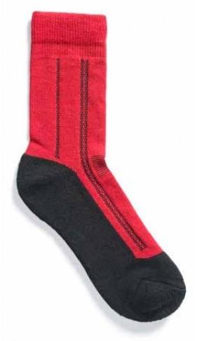 Bickz Thermo Sokken Rood-35-38