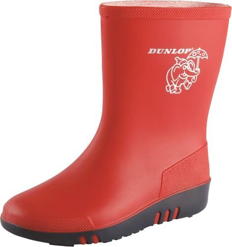 Dunlop K131510 mini kinderlaars pvc - rood-20