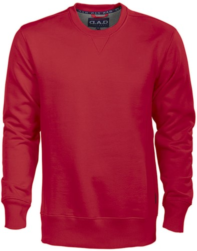 DAD Beacon Sweater - Rood