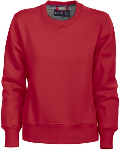 DAD Beacon Dames Sweater - Rood-XXL