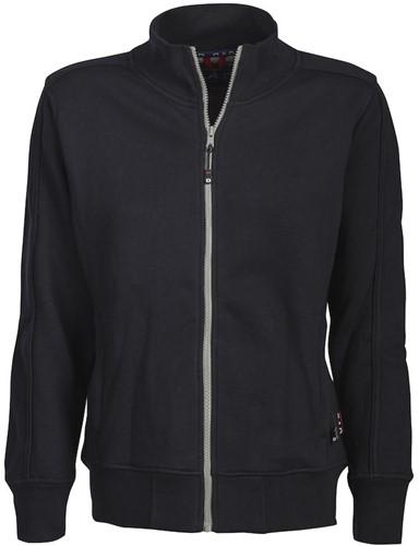 DAD Birdsville Dames Sweater-Zwart-S