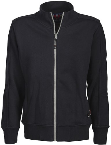 DAD Birdsville Dames Sweater-Zwart-XXL