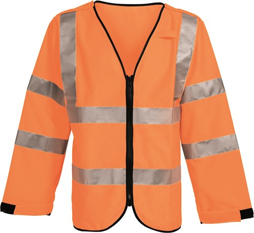 Elka Rain Class 3 vest-SPC-Fl Oranje