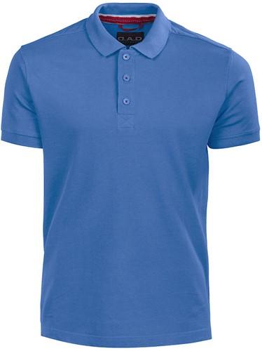 DAD Lynton Polo-Blauw-S