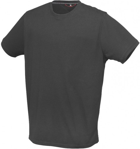 DAD Stanford T-shirt Heren - Zwart