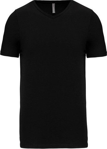 Kariban K3014 T-shirt korte mouwen V-hals