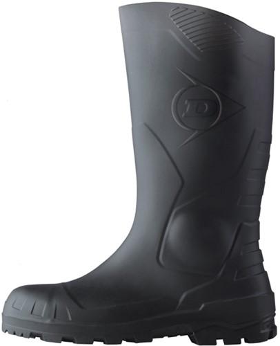 Dunlop H142011 Knielaars PVC S5 - zwart-38