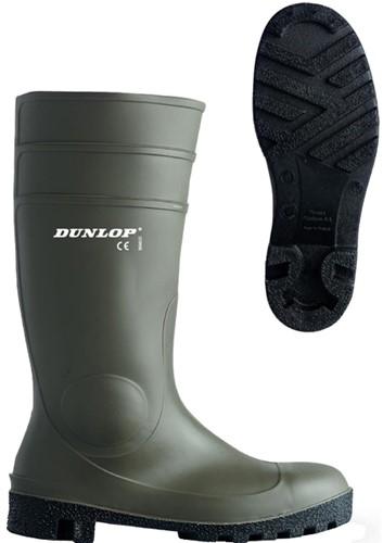 Dunlop 142VP Prrotomaster Laars S5 - groen-36