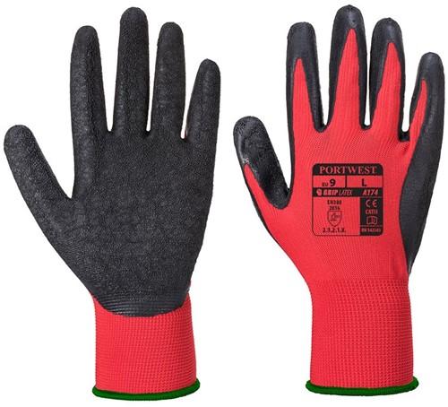 Portwest A174 Flex Grip Latex Glove