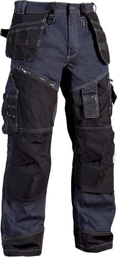 Blaklader 15001140 Werkbroek X1500 - marineblauw/zwart-1