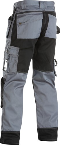 Blaklader 15041860 Werkbroek - grijs/zwart-2