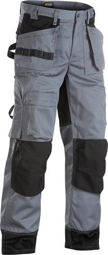 Blaklader 15041860 Werkbroek - grijs/zwart-1