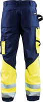 Blaklader 15291860 Werkbroek High Vis-2